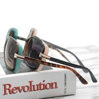 الماس نظارات شمسية نسائية تصميم العلامة التجارية الفاخرة نظارات شمسية للأزياء المرأة 2020