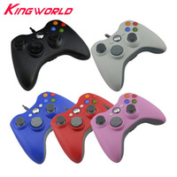 Wired USB PC controller Console Accessory Computer Gamepad Game for Microsoft Xbox 360 Joypad Joystick for Xbox360 Console
