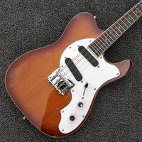 2020 La guitarra eléctrica de Mandolin Mandolin Mandolin, Mini Viajes, Mini Mandolin Guitar, Factory Possed, Sunburst Model, envío gratis