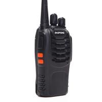 10pcs New Walkie Talkie Two 2 Way Radio Transceiver Handheld Interphone Intercom BF-888S 3-5KM Talk Range