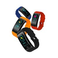 QW18 Smart Armbanduhr Blut Sauerstoff Blutdruck Herzfrequenz Monitor IP67 Fitness Tracker Smart Armbanduhr für iPhone ios Android