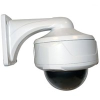 H.265 2MP 5MP 2.8-12mm Motorlu Lens Otomatik Yakınlaştırma Açık Dome IP Kamera Braketi ile Su Geçirmez Ağ CCTV Gözetimi1