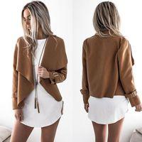 Женский пиджак мода дизайнер шипы пальто куртки пальто женские одежда флисовая пальто для женщин весенняя одежда свитер стиль верхняя одежда верхняя одежда