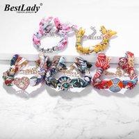 Best Lady Charm милые ткачество ручной работы браслет этнической веревки браслет кисточек стиль женщины свадебные моды творческие украшения подарки1