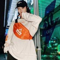 Bolsas de la cintura Amelie Galanti 2021 Hombro Hombre Hombres y Mujeres Messenger Bag Tendencia Personalidad Casual Estudiante Teléfono móvil Bolsa de pecho1