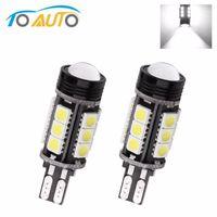 Luci di emergenza 2 pz T15 CANBUS ERRORE ERRORE GRATUITO Bulbs LED Chips 921 912 W16W Lampade auto esterne SMD 12V Xenon White1