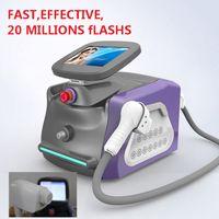 Barato preço 300W 808nm laser portátil laser 808nm máquina de remoção de cabelo 808nm diodo laser remoção de cabelo único comprimento de onda