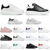 Classic Designer Best Seller Colores 2020-2021 Sneaker de gran tamaño Esperada Espadrille Alta Plataforma Blanco Hombres Mujeres Zapatos Suede Velvet Cuero Z0R1 #