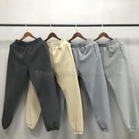 Pantalones Kanye West estación 6 Pantalones Streetwear Hip Hop Deportes lápiz Joggers Pantalones Para Hombres Mujeres Sweatpants casuales pantalones Y1113
