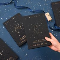Retro Günlüğü Kitap A5 Oniki Takımyıldızı Dizüstü Hatları Sayfalar Journal Note Kitap Doldurucu Kağıt Planlayıcısı Günlüğü Kırtasiye Hediye1