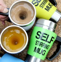 Self Stirring Coffee Cup Mugs Electric Coffee mixer Automatic Electric Travel Mug Coffee Mixing Drinking Thermos Cup Mixer EEA2163-1