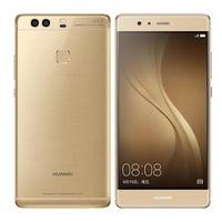 "Huawei P9 Plus 4G LTE الهاتف الخليوي Kirin 955 Octa Core 4GB RAM 64GB 128GB ROM Android 5.5 ""12.0MP بصمات الأصابع الهاتف المحمول الذكية"