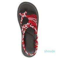 Di vendita calda raffreddano romana Croce cinghia femminile delle donne vuoto-fuori d'estate scarpe da donna sandalo infradito sandali Beach scarpa nera scarpe da sera