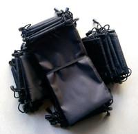 Occhiali da sole Bag Occhiali da sole per la pulizia della cassa del sacchetto in microfibra Sacco per E bagagli 10pcs custodia occhiali da sole EEA2160