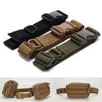 3 цвета простой тактический ремень наружное оборудование носить сумка езда внутри нейлоновой сумки депутаты вентиляторы крепежная лента