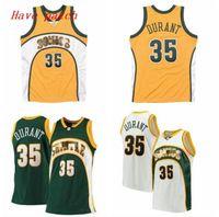 Männer BasketballSeattleSuperSonics35 kevin.Durant Mitchell Ness White Home 2007/08 Authentic Jersey
