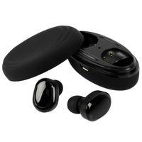 T12 TWS Bluetooth Auricolare Mini Twins Bluetooth Sport Sport Cuffie in-Ear Auricolari Auricolare Auricolare doppio auricolari wireless