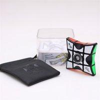 Nouveau Qiyi Mofangge Spinner Cube Toys éducatifs pour enfants Adulte 1x3x3 Speed Speed Magic Puzzle Fingertie Magic Cube Jeux Y200428