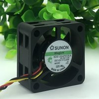 orginal KDE1204PKVX-A 4020 4cm 40mm 12v 3.8W switch fan power supply cooling fan 40*40*20MM