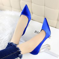 2993- 1 fashion elegant pointed high heels women' s banqu...