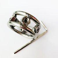 최신 디자인 28mm / 30mm 금속 수탉 반지 남성 나사 스파이크 SM, BD 섹스 장난감 두께의 스테인레스 스틸 음경 링에게 19MM / 32mm