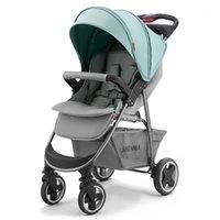 Cochecitos # 8.5kg Cochecito liviano para bebés Kid Portátil Portátil Plegable Paraguas Trolley for Born Children Travel Stroller1