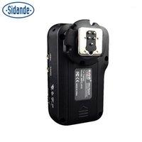 Sidande WFC-01 déclencheur de flash sans fil pour 6D 60D 70D 5D2 5D3 450D 600D pour D5100 D90D3200 D800 Caméra Digital-SLR1