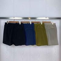 Homens casual shorts moda bordado clássico letra padrão verão 2021 Chegada de alta qualidade streetwear homens s1