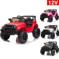 12 В дети ездить на автомобиле Детский электрический игрушечный автомобиль с двойным приводом с дистанционным управлением 3 скорость 4 цвета