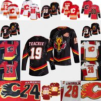 Hockey Jersey 12 Jarome Iginla 2 Al Macinnis 9 Lanny McDonald 30 Mike Vernon 14 Theoren Fleury