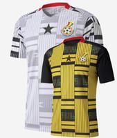 2020 2021 Ghana Soccer Jerseys National Team Home Away Gervinho Bony 20 21 Camicie da calcio S-2XL