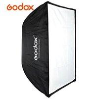 Verlichting Studio Accessoires Godox Draagbare Softbox 50 * 70cm Paraplu Reflector met externe witte cover + tas voor speedlight