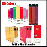 Nuovi Puff Inoltre in magazzino dispositivo monouso Pod Starter Kit 550mAh Batteria 3.2ml di alta qualità Cartuccia Vape