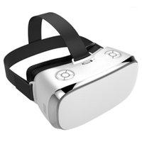 Óculos V3H 3D All-in-One Capacete WiFi Conexão Smart Bluetooth Virtual 2K HD 3500mAh (Plug UE) 1