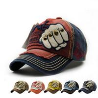 여름 패션 모자 남자와 여자의 야구 편지 리벳 레크리에이션 모자 조정 가능한 무료 배송 고품질