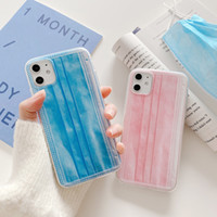 نماذج زوجين الإبداعية قناع القضية الهاتف ل iPhone11 برو ماكس 7 8 زائد x xr xs ماكس se 2020 لينة tpu الهاتف المحمول غطاء قذيفة
