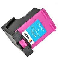 Cartucce d'inchiostro CompatibiliCartridgecapacity: Black 19ml / colorato 22 mlcolor: nero, colorato (opzionale) Velocità di stampa veloce1