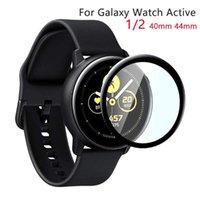 Посылки для часов Samsung Galaxy Active 2 44 мм 40 мм Спорт 3D HD Полноэкранная защитная пленка Аксессуары для пленки