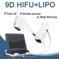 New Anti-aging 3D 12 Lines Hifu Machine Face Lifting Body Slimming Skin Rejuvenation 9D hifu liposonix face body Slimming machine