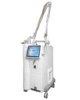 Fotona System CO2 Dispositivo láser fraccional CO2 para la eliminación de la marca de estiramiento de la arrugas con la pantalla grande en la clínica Corte quirúrgico Uso de la belleza