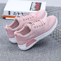 2020 New Autumn Breathable Mesh Women Casual Shoes Vulcanize...