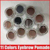 New Eye Makeup Eyebrow Cream Pomade Eyebrow Enhancers Make U...