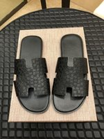 high quality luxury design men' s summer rubber sandals ...