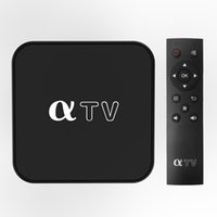 Android TV Box aTV Allwinner H313 Quad-core Linux 4.9 1GB 4GB Support Wi-Fi 2.4GHz Receiver