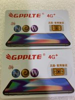 GPPLTE Heicard A Turbo GPP V30 GEVEYpro ICCID AUTO Unlock sim card For iPhoneX,8,8PLUS 7,7plus 5S 6S 4G IOS14