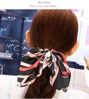 Scrunchie Saç Scrunchie Elastik Saç Bantları Katı Renk Kadınlar Kızlar Şapkalar at kuyruğu Tutucu 12 stilleri kore Saç Aksesuarları