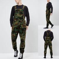 Jumpsuits Homme Homme Haute Qualité Suspendes Cowboy Mens Jeans Lavage général Combinaison Streetwear Pantalon Pantalon Pantalon S-3XL1