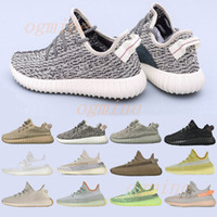 Kanye West V2 Sesame Zebra Antlia Bred Bred Oreo Donne Mens Scarpe da corsa V1 Moonrock Oxford Tan Pirate Black Turtundleves Sneakers Sport 36-47 4 #