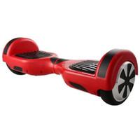 6.5 인치 스마트 전기 스쿠터 2 바퀴 자기 균형 스쿠터 리튬 배터리 LED 조명 Hoverboard 균형 스쿠터 미국 플러그