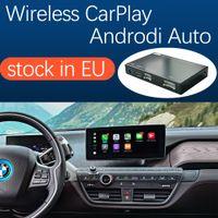 Apple Wireless Apple Carplay Android واجهة السيارات ل BMW I3 I1 NBT System 2012-2017، مع مرآة رابط AirPlay Car Play PLAY